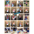 Superhero Day in Year 1 to launch Superhero Theme