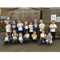 Owl Class Term 5 Reading Certificates