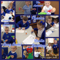 A busy first week in Year 1