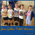 June Golden Ticket Winners