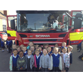 Fire Service Visit Reception