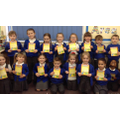 Starling Class Reading Certificates - Term 4