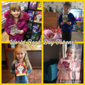 Children redeeming their £1 World Book Day token