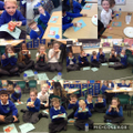 Instruction Writing and Pizza Making in Sparrows