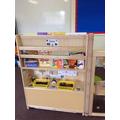 Current Learning Shelf