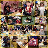 World Book Day Fun in Sparrows