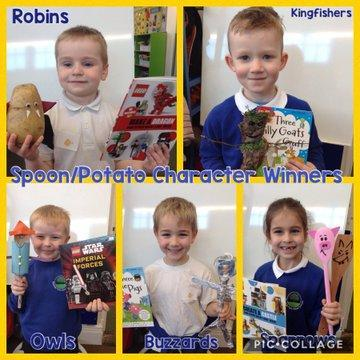 Our Class Winners
