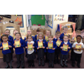 Starlings Reading Certificates T3