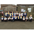Owl Class Term 5 Maths Certificates