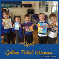 April Golden Ticket Winners