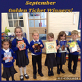 September Golden Ticket Book Winners