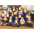 Owl Class Reading Certificates T3