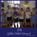 July Golden Ticket Winners