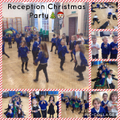 Reception Christmas Party