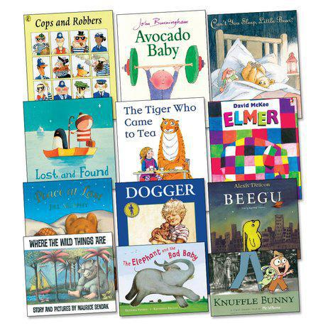 Year 1 Reading Spine Books
