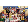 Starling Class on World Book Day