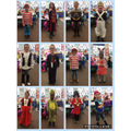 Buzzards on World Book Day