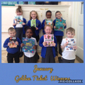 January Golden Ticket Winners