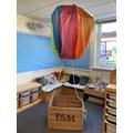 KS1 immersive classroom