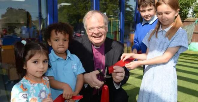 The opening of our new Pre-school building