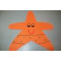 Star Fish - Art Room Activity