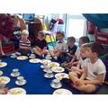 Our Royal Tea Party