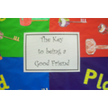 The Key to Being a Good Friend Hall Display Jan 16