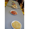 Spanish Food Tasting - 1st Week