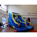 Inflatable Slide Fun