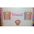 The children learnt all about Diwali