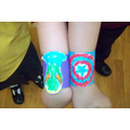 Superhero Bracelet - Art Room Activity