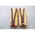 Chocolate finger Flip Flop Biscuit - Hall Activity