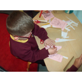 Cutting and making cards