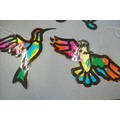 Stain Glass Bird Crafts