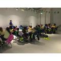 Planetarium workshop