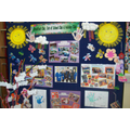 Open Day for EYFS & Nursery - Display Board June