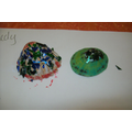 Decorate a Shell Craft - Hall Activity