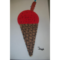 Ice Cream Cone - Hall Activity