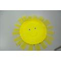Sun Shine - Art Room Activity