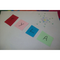 Find & Spell your Name - Hall Activity
