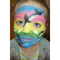 Face Painting - 1st Week