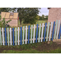 Garden Fence - Mrs Kennedy & Miss Walshe