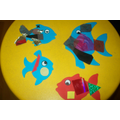 Decorate a Fish - Hall Activity