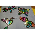 Stain Glass Crafts