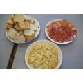 Spanish Food Tasting - 1st Week