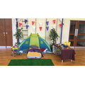 Campsite Role Play Area - 2017