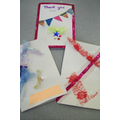 Thank You Cards - Art Room Activity