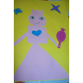 Princess Craft - Hall Activity