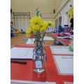 Vase Decorating