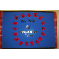 Poppy Display - Hall Display Board Nov 2015